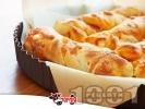 Рецепта Бразилски хляб с кашкавал и яйца